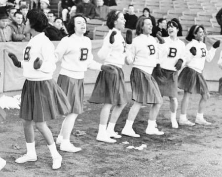 Cheerleaders 5 Decades Ago - 1