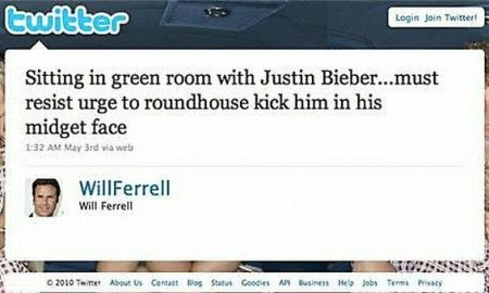 The Funniest Celebrity Tweets - 1